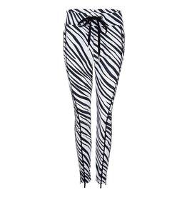 Jane Lushka pants black and white