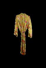 Imbarro kimono satijn - one size