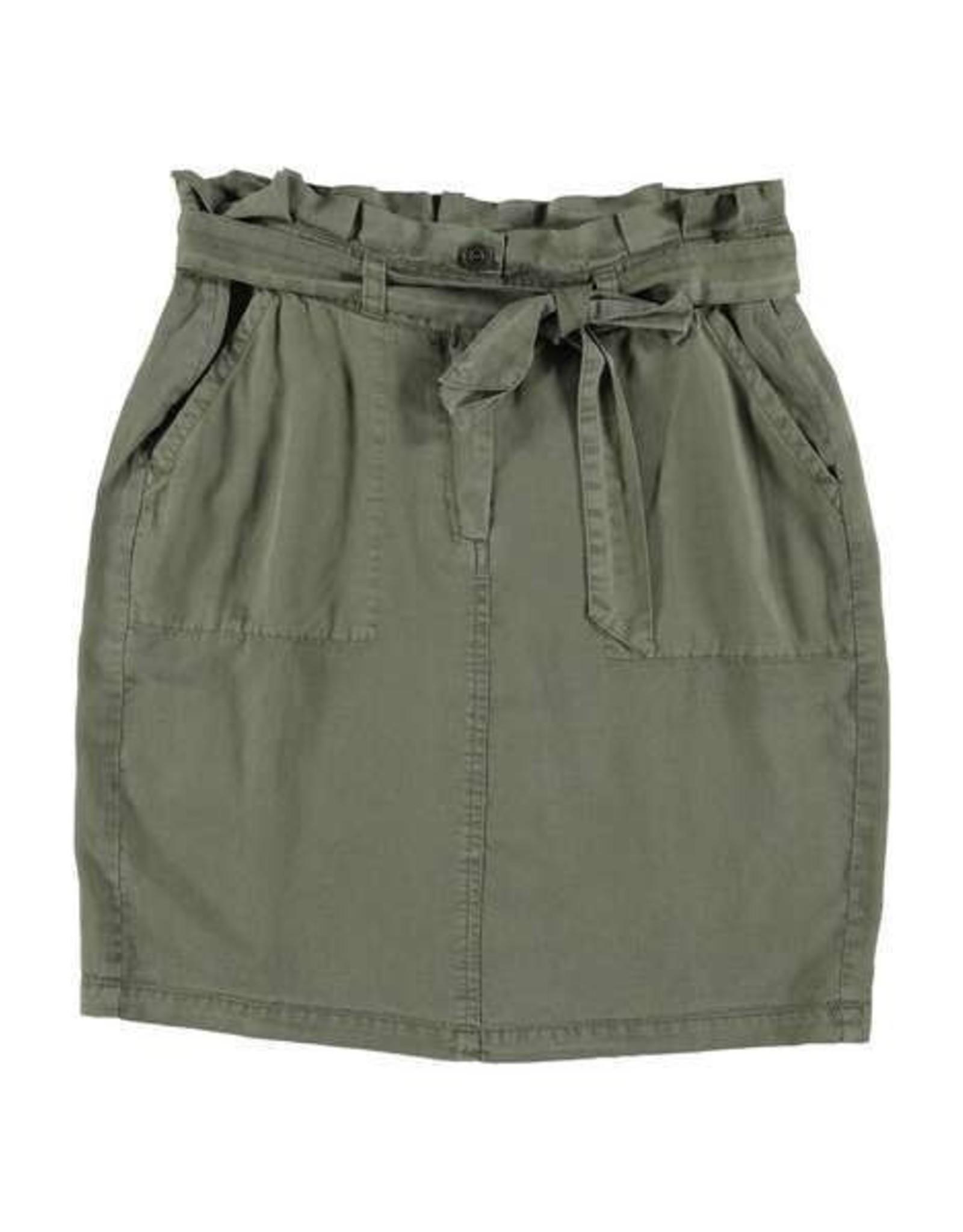 Geisha skirt army 96304-10