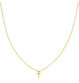 Yehwang Ketting Chic cross