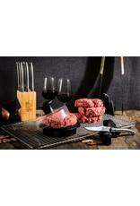 Laguiole Style de Vie premium line steakmes in blok