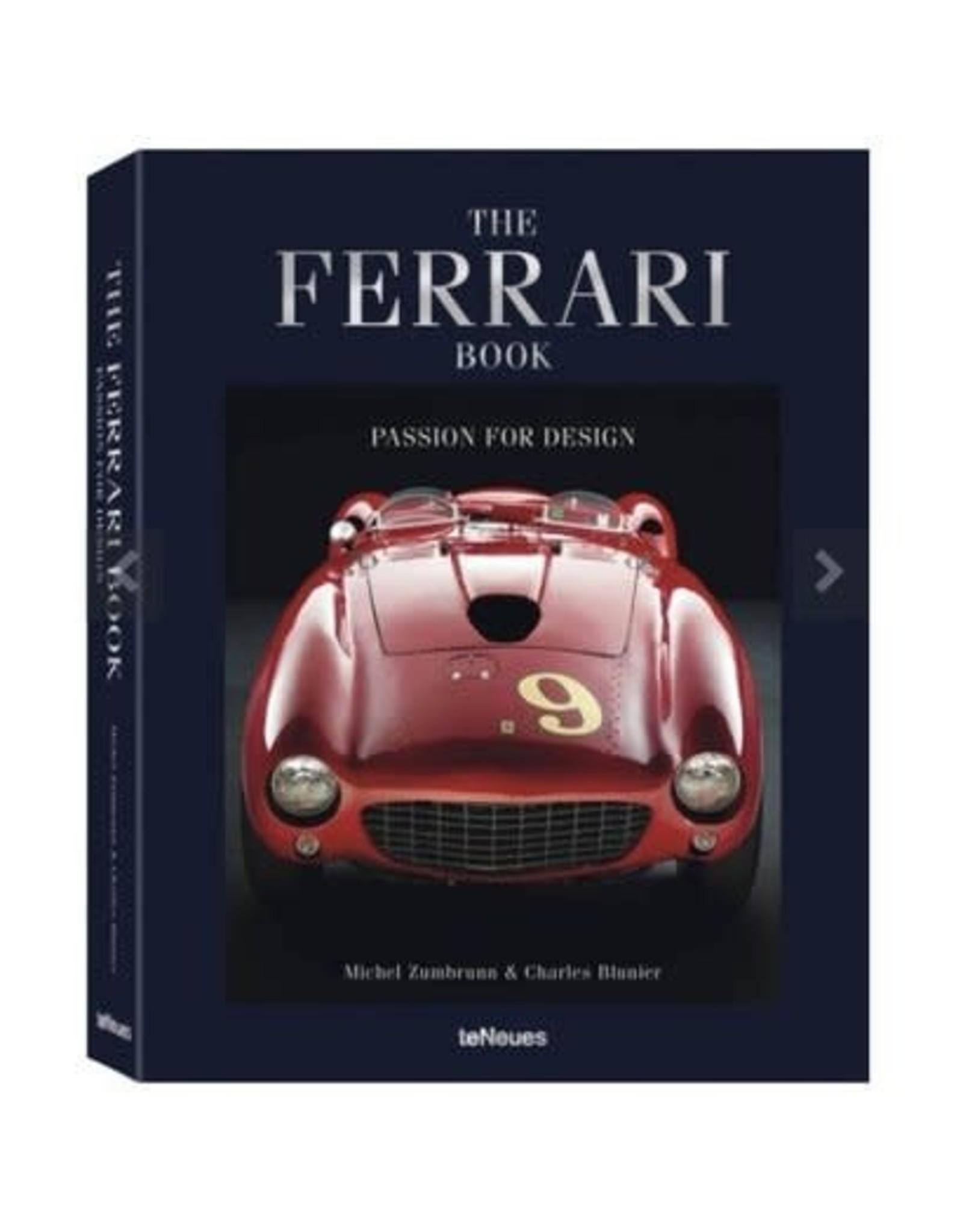 te Neues The Ferrari book