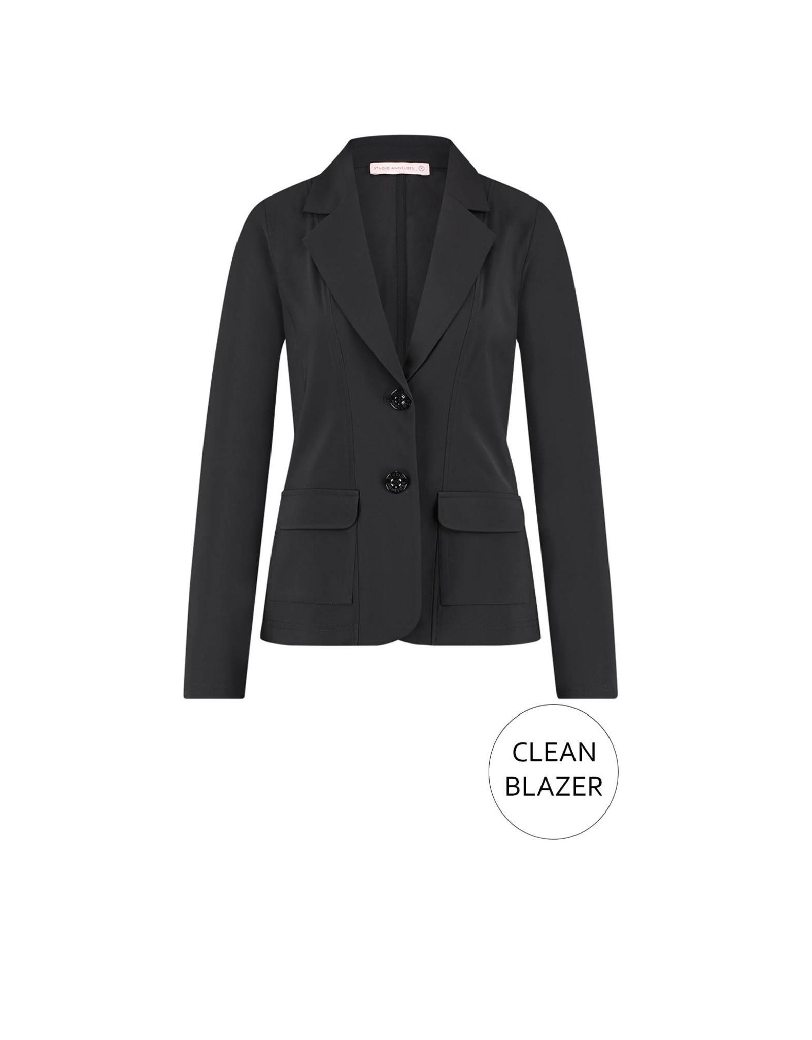 Studio Anneloes Studio anneloes clean blazer 92723