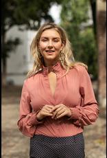 Studio Anneloes Studio Anneloes Fiene Smoq blouse
