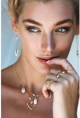Ibu jewels Ring full gold