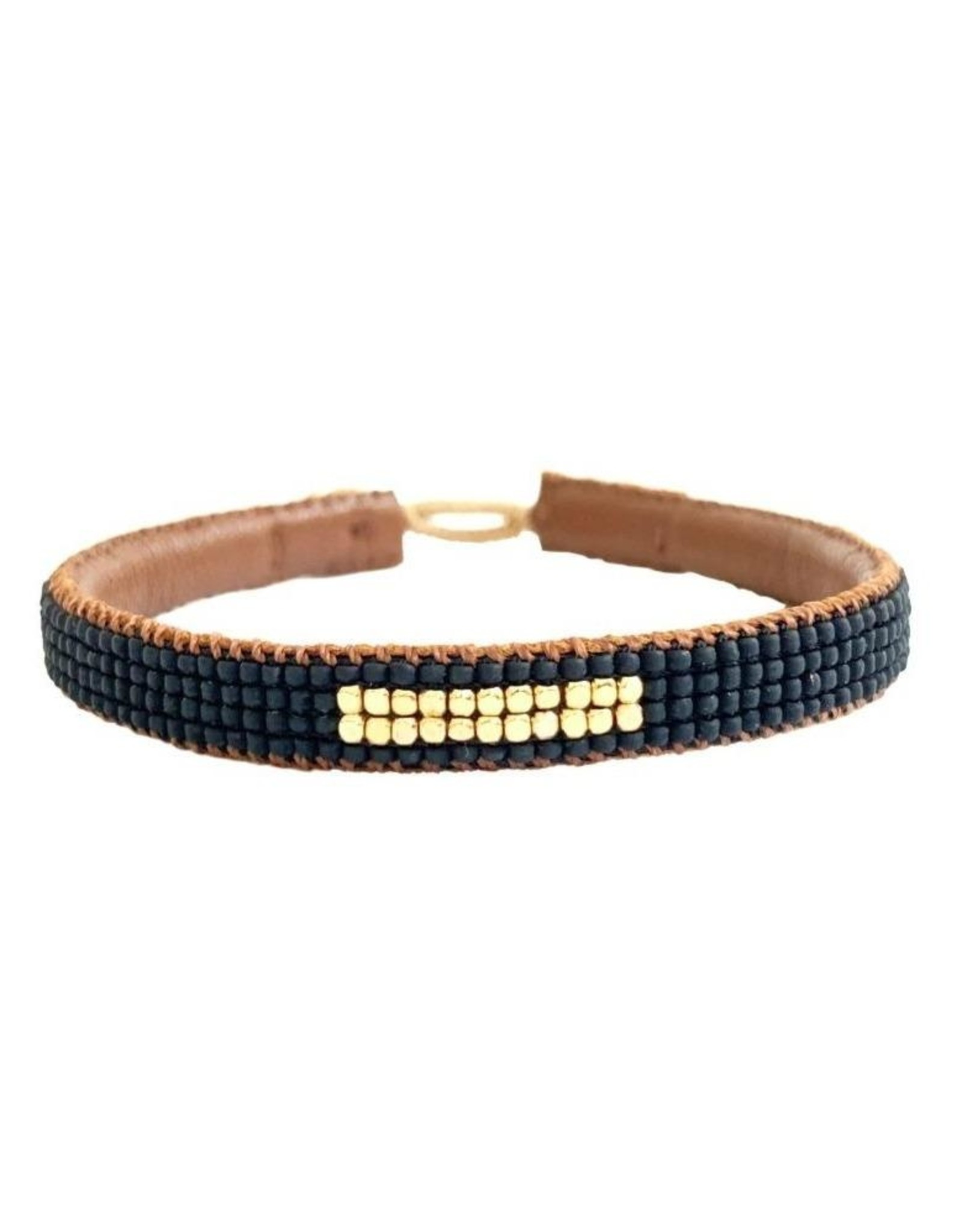 Ibu jewels armband gold bar ibu juwels