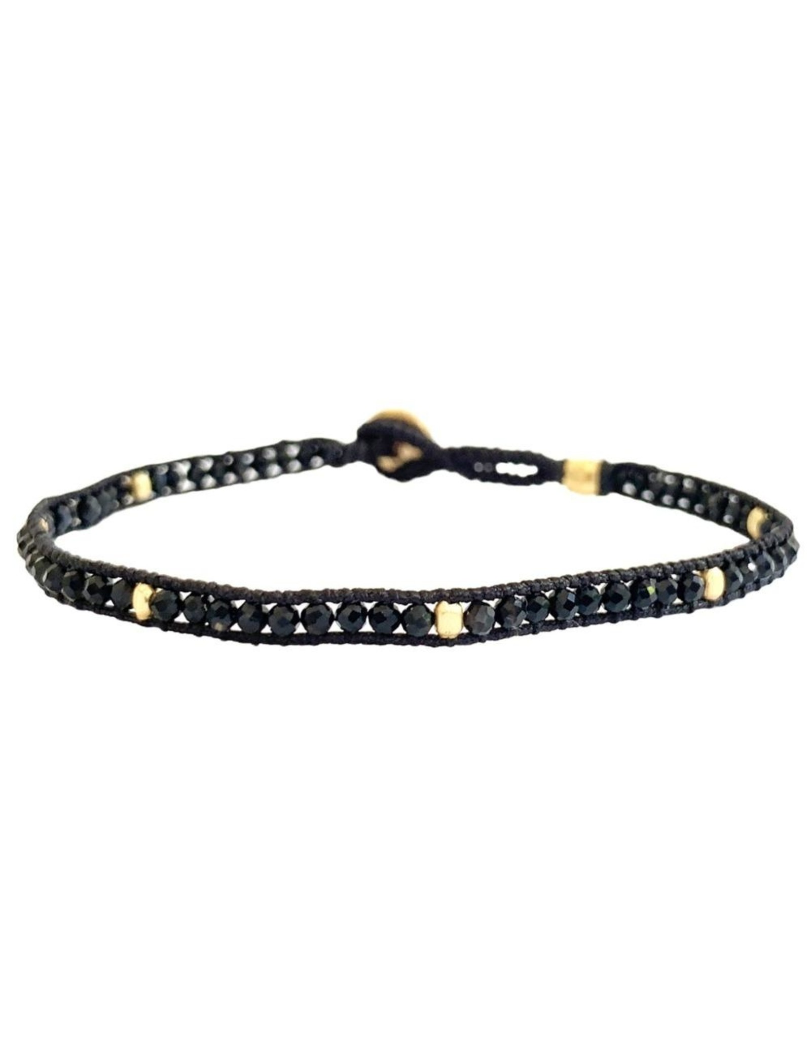 Ibu jewels armbandje black ibu juwels