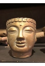 buddha hoofd potje groot