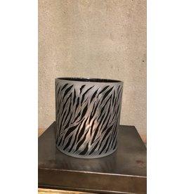 windlicht zebra