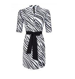 Jane Lushka Jurk zebra