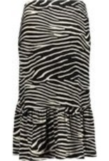 Geisha Rok zebra print