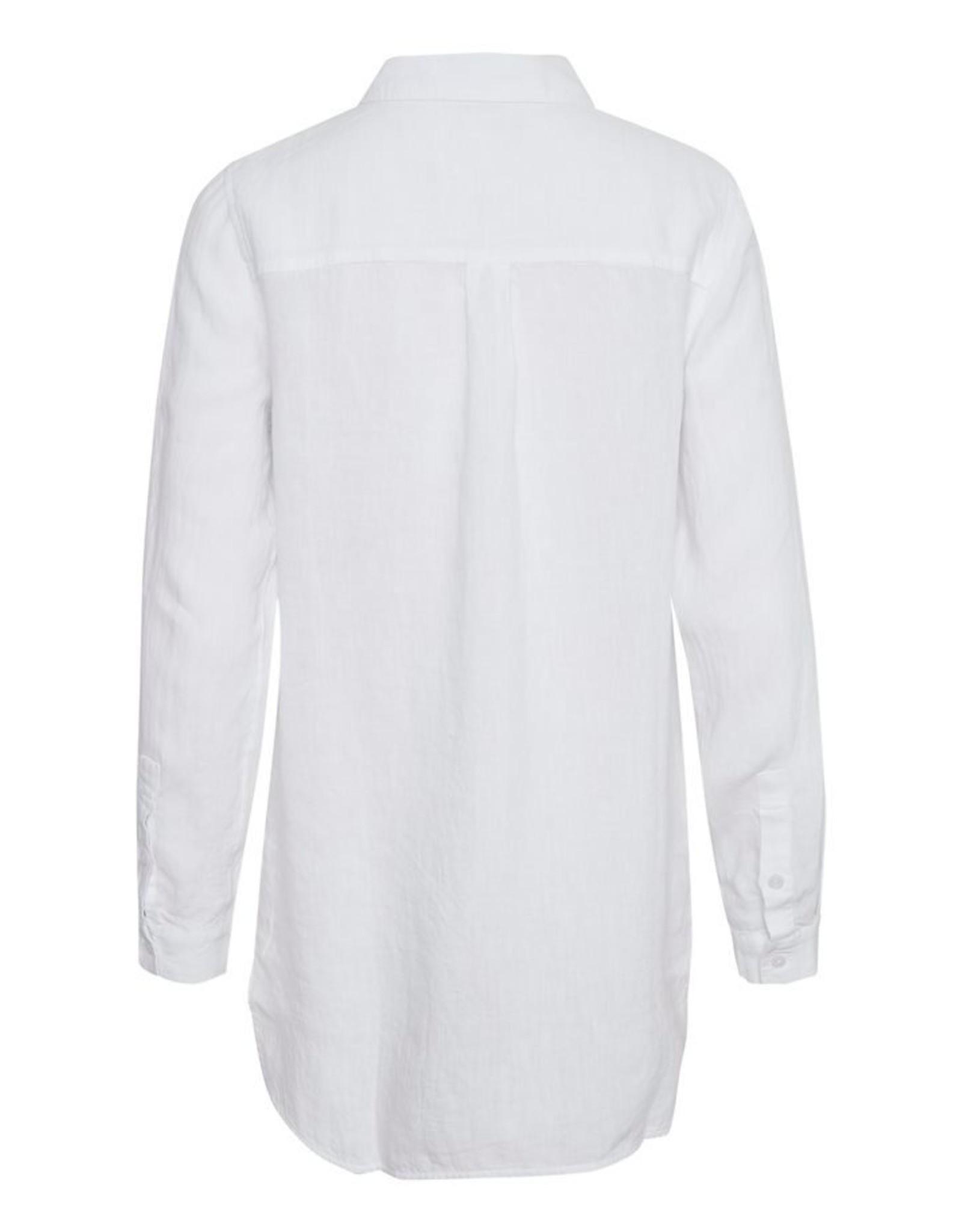 Part Two Linnen blouse KIVA