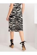 Geisha Wikkelrok zebra ROSE
