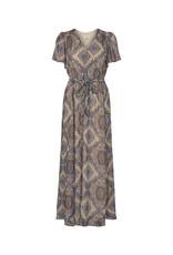 Freequent Lange jurk paisley print NADY