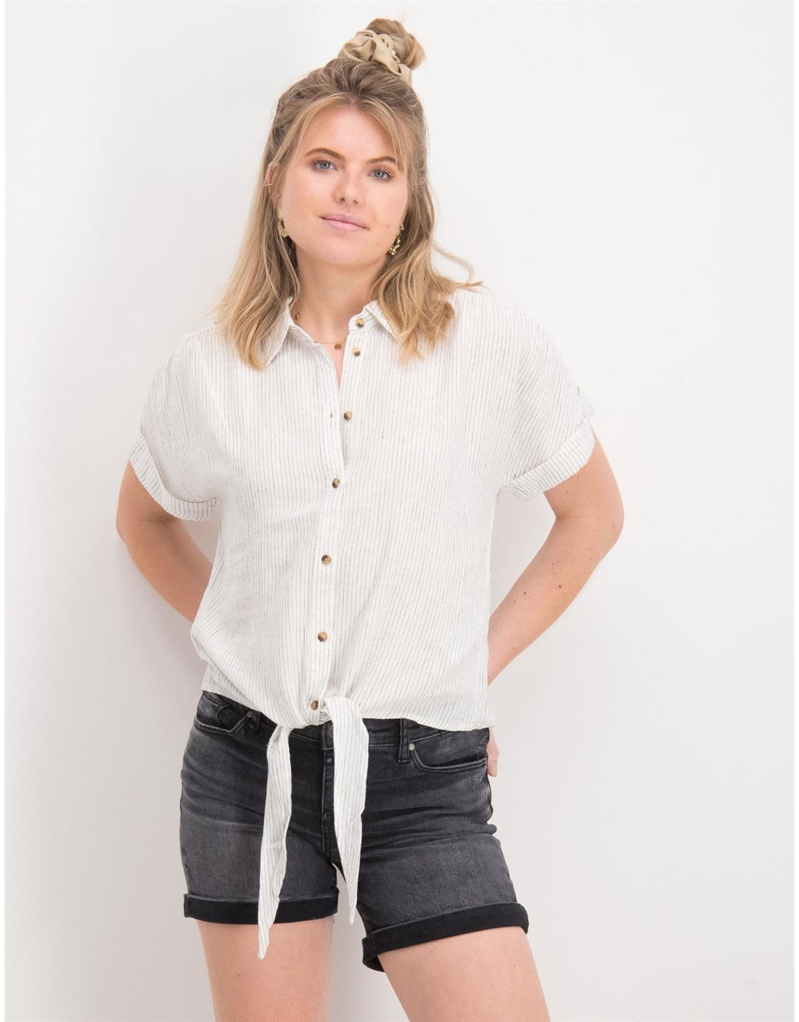 Freequent Streep blouse MELLA