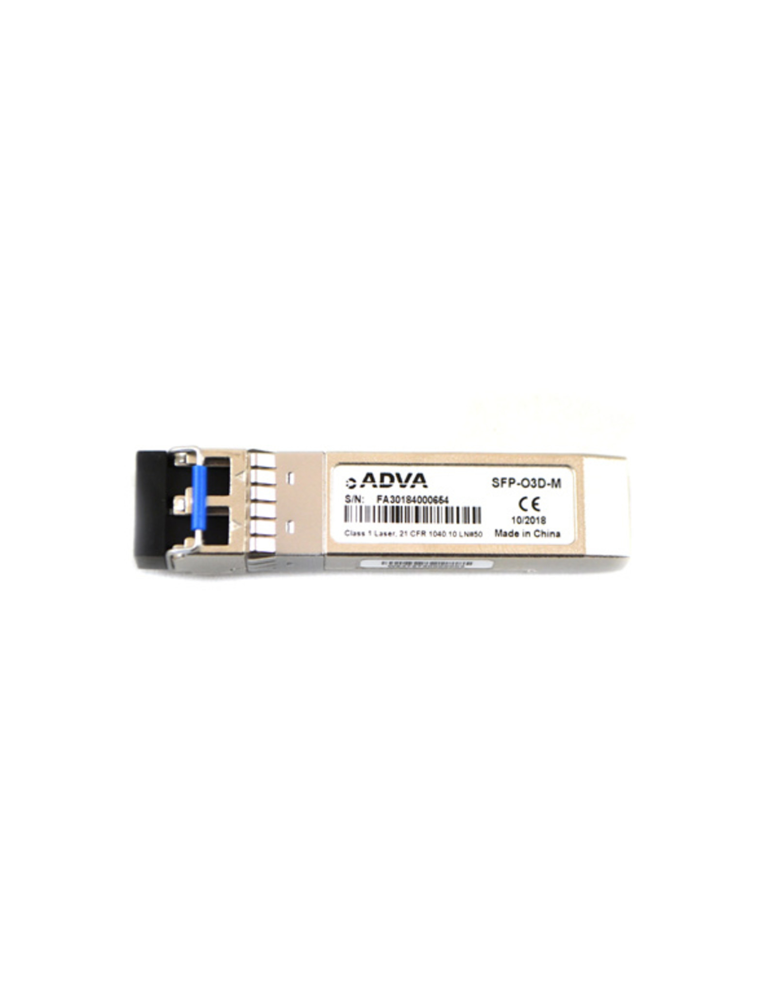 ADVA MRV SFP-O3D-M   Fast Ethernet and OC-3, MM, 2 km