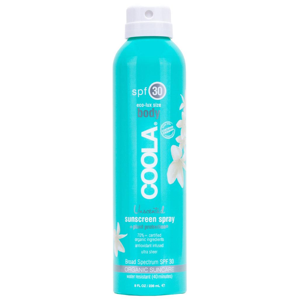 COOLA SUNCARE COOLA Body Organic Spray SPF30 Unscented