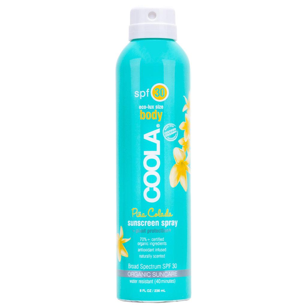 COOLA SUNCARE COOLA Body Organic Spray SPF30 Pina Colada 177ml