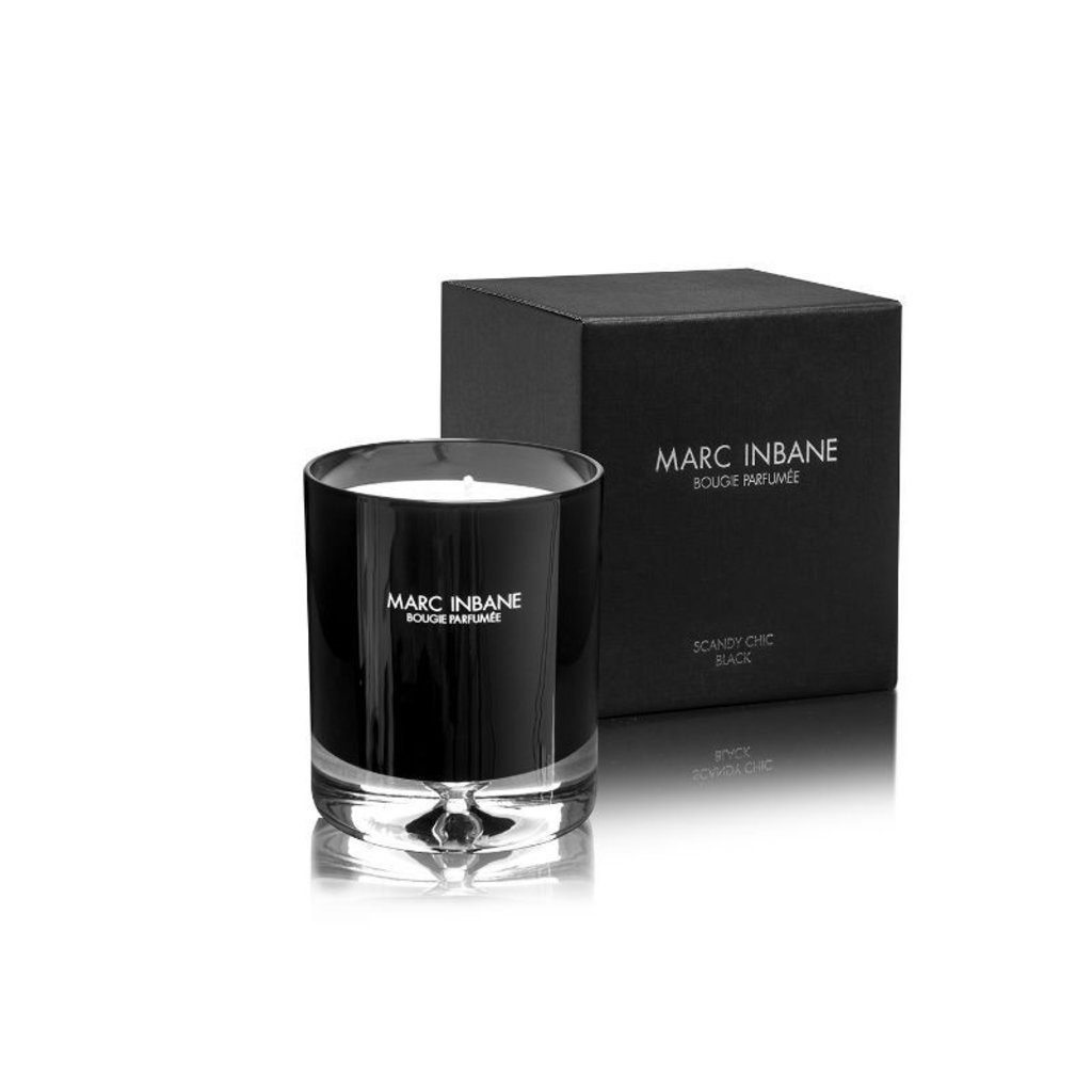 MARC INBANE Marc Inbane Bougie Parfumée Scandy Chic | Black