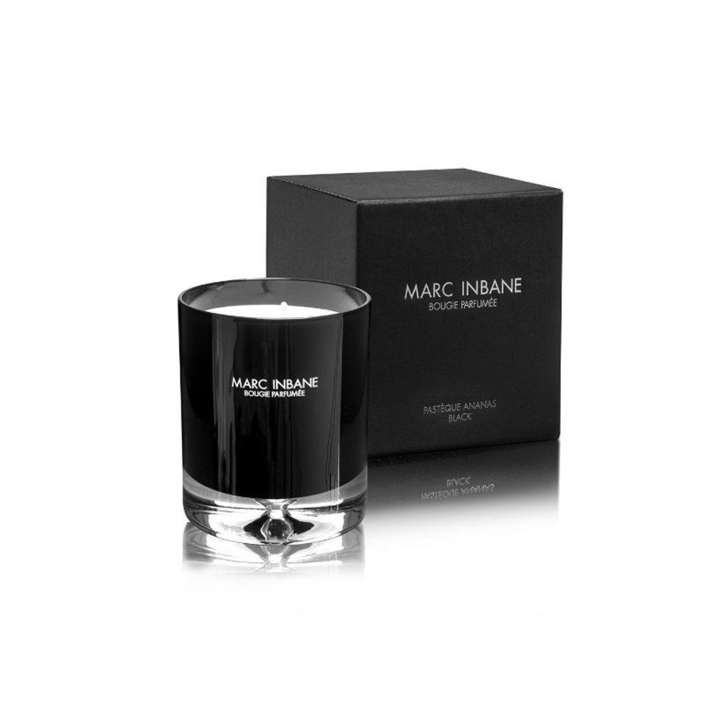 MARC INBANE Bougie Parfumée Pastèque Ananas   Black