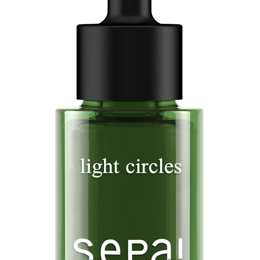 SEPAI Elixer Light Circles Oogserum