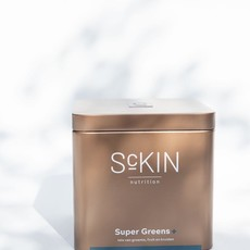 SCKIN NUTRITION Super Greens+