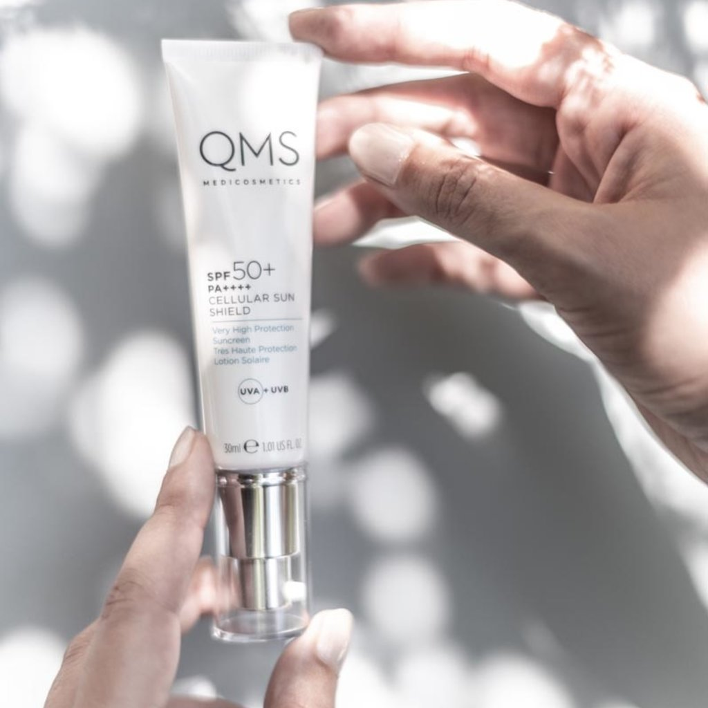 QMS  QMS Cellular Sun Shield SPF50