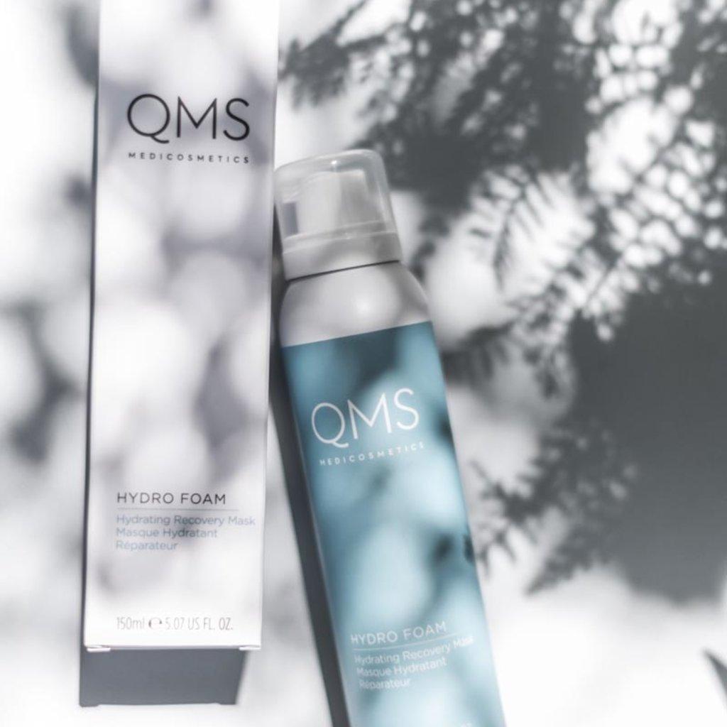 QMS  Hydro Foam Mask