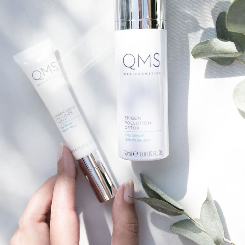 QMS  QMS Epigen Pollution Depuff Shield Eye Serum
