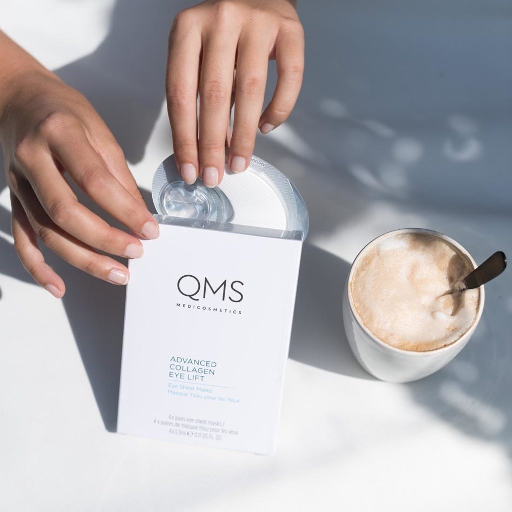 QMS  Advanced Collagen Eye Lift Mask
