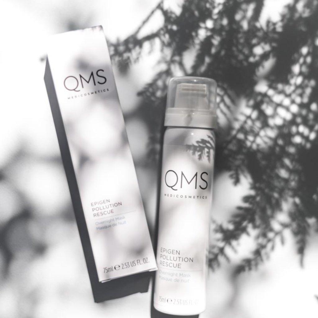 QMS  QMS Epigen Pollution Rescue Overnight Mask