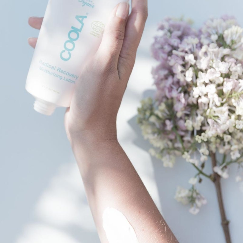 COOLA SUNCARE After Sun Lotion Radical Recovery