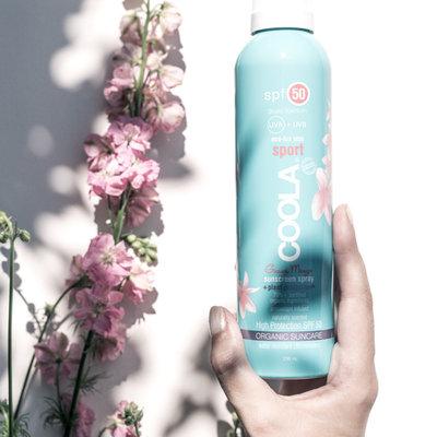 COOLA SUNCARE Body Organic Spray SPF50 Guava Mango