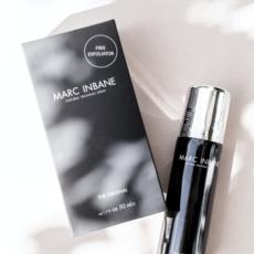 MARC INBANE Le Petit Spray 50ml + Black Exfoliator 5ml