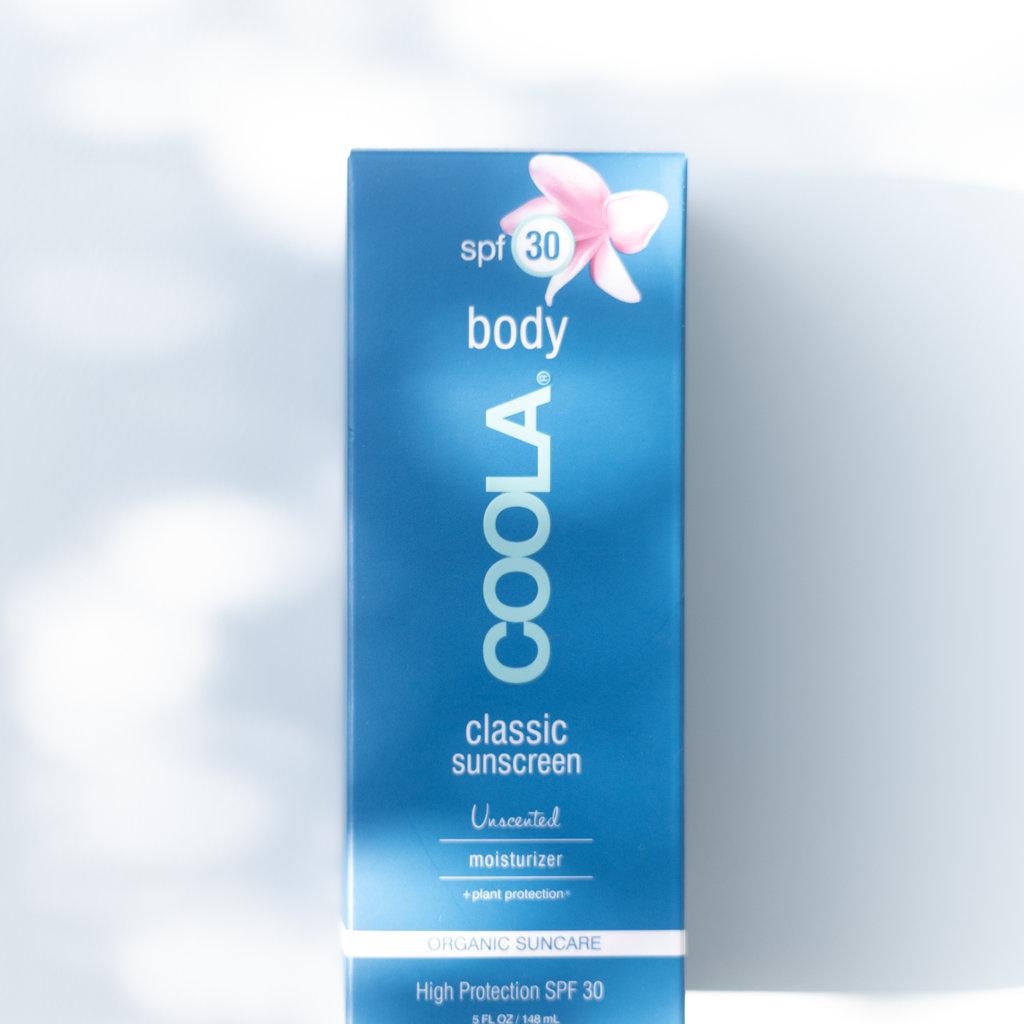 COOLA SUNCARE Classic Body Spf30 Unscented