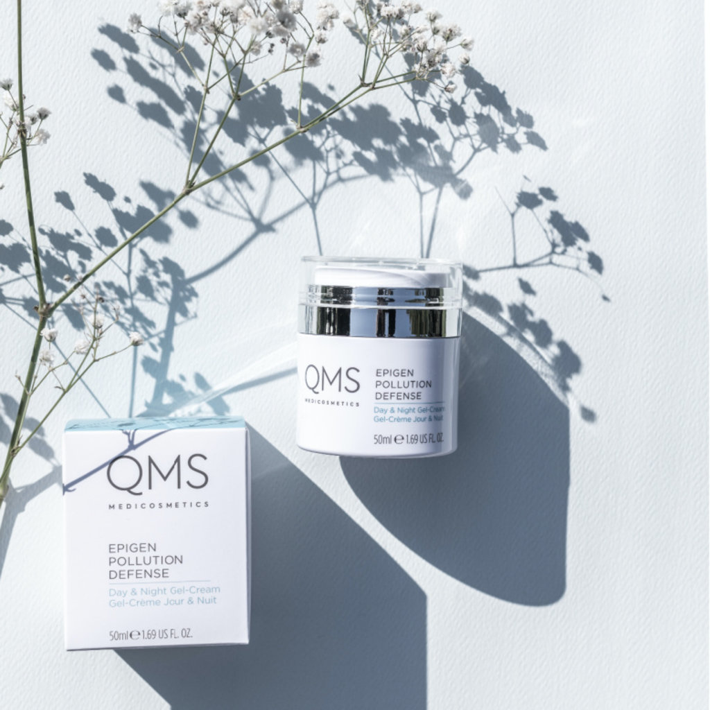 QMS  Epigen Pollution Defense Gel Cream