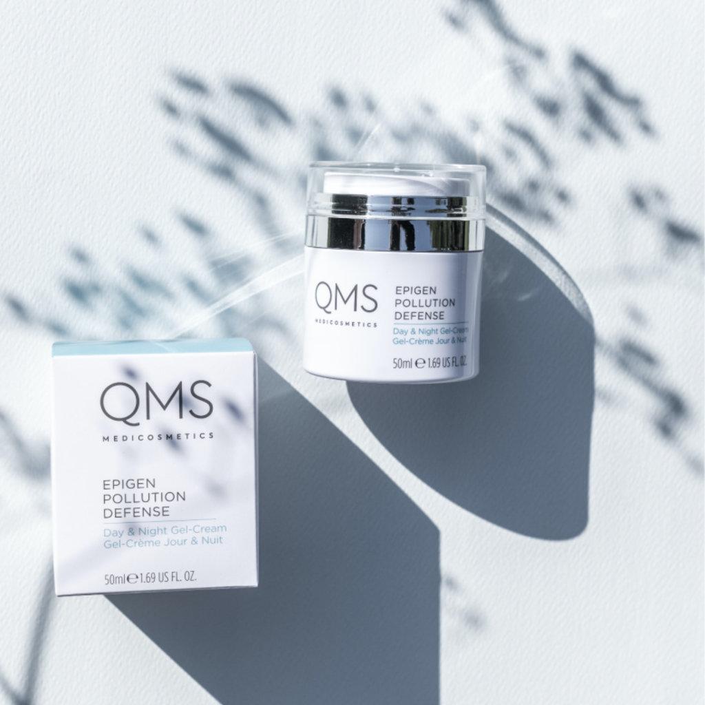 QMS  QMS Epigen Pollution Defense Gel Cream