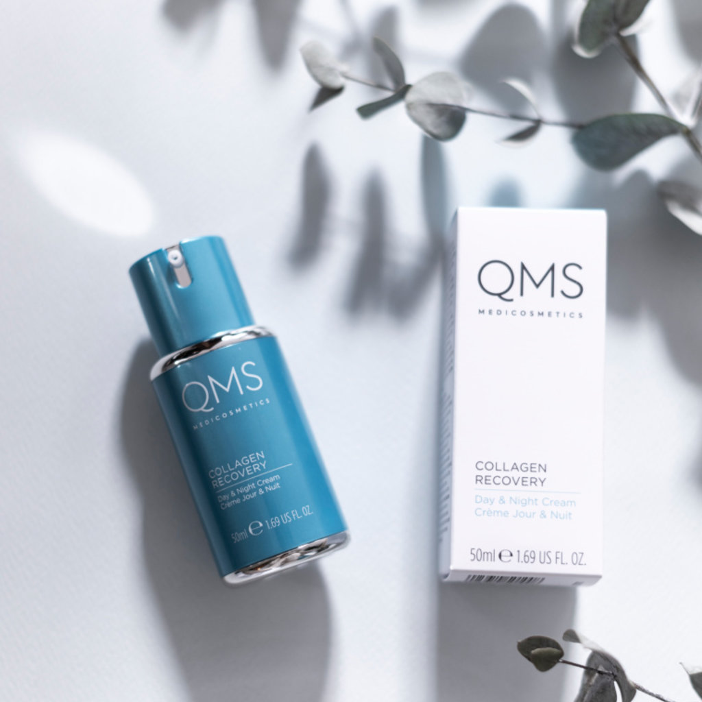 QMS  Collagen Recovery Day & Night Cream