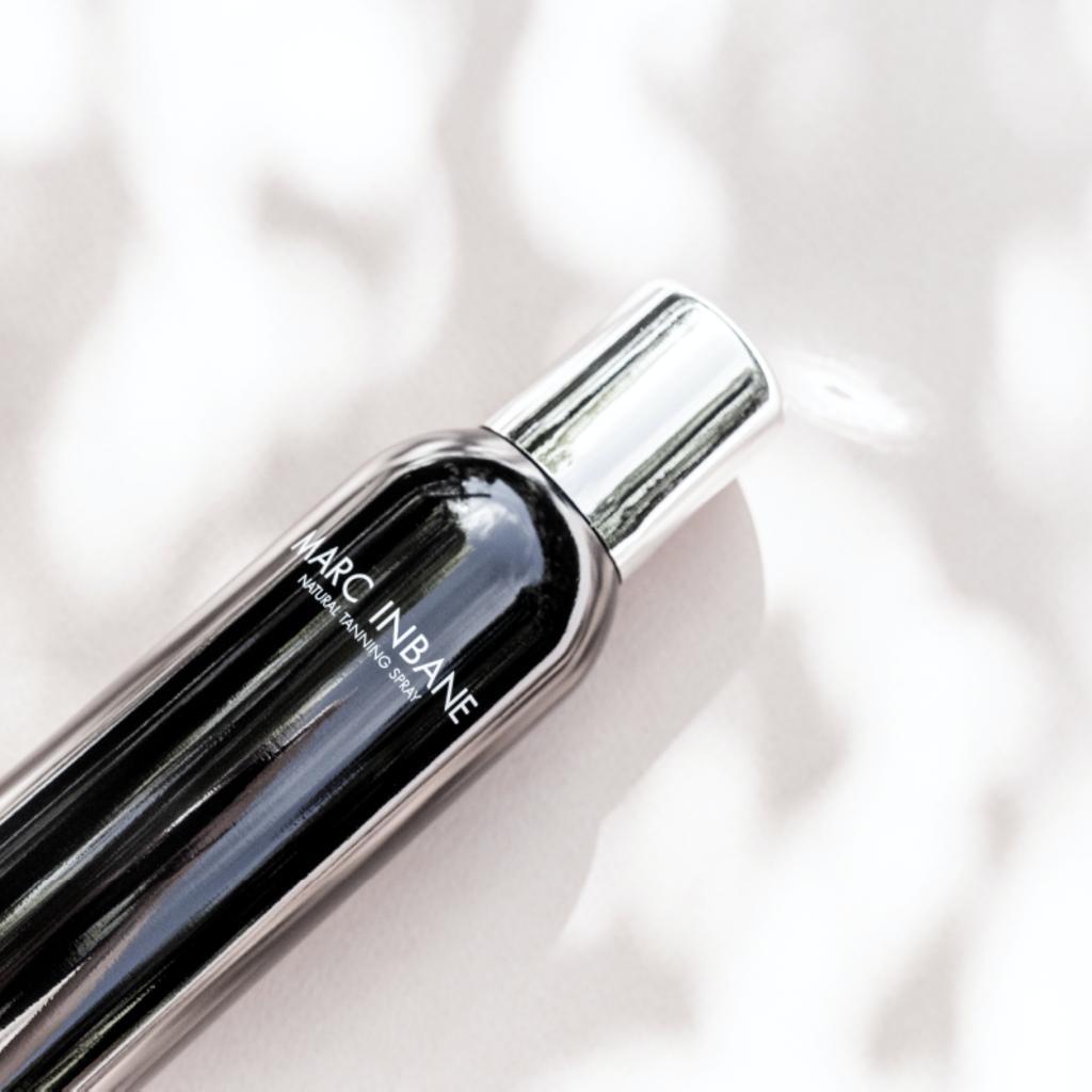 MARC INBANE Marc Inbane 2 Stuks Natural Tanning Spray + Glove Extra Voordeel