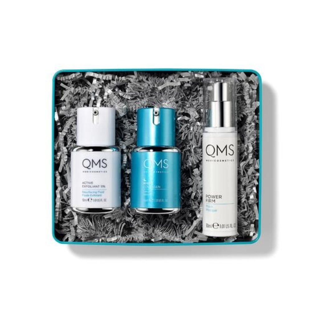 QMS  QMS Regenerating Night Radiance Collection