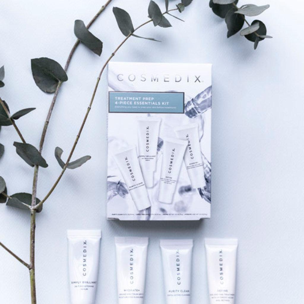 COSMEDIX Cosmedix Treatment Prep Starter Kit