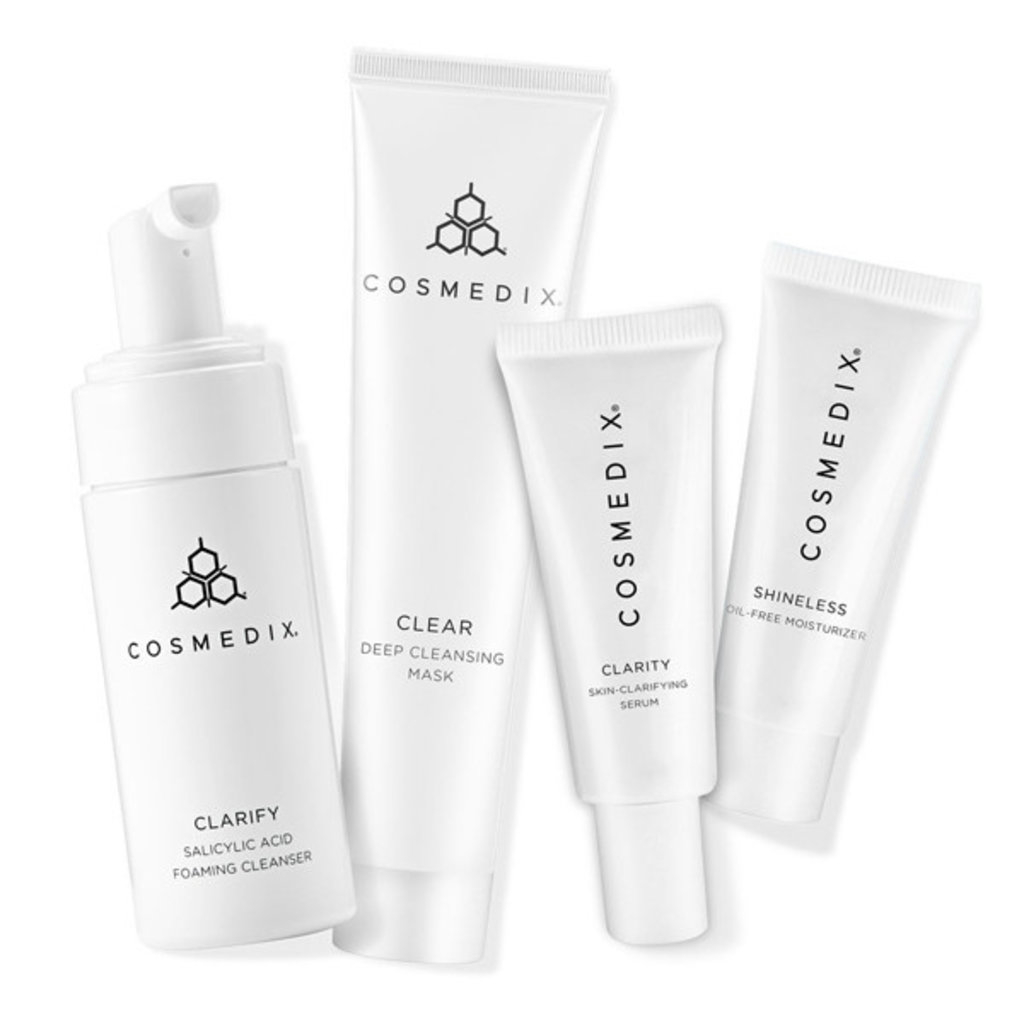 COSMEDIX Cosmedix Clarifying & Cleansing Starter Kit