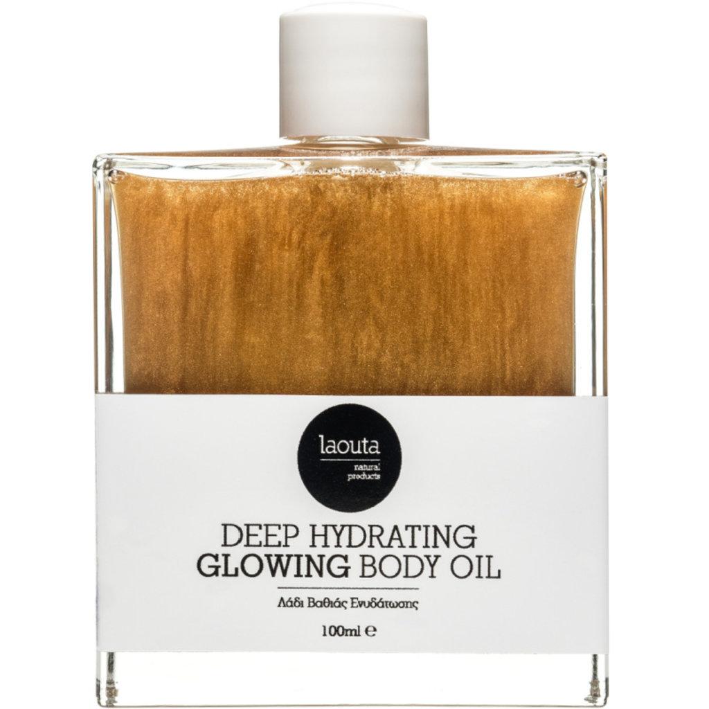 LAOUTA Deep Hydrating Glowing Body Oil