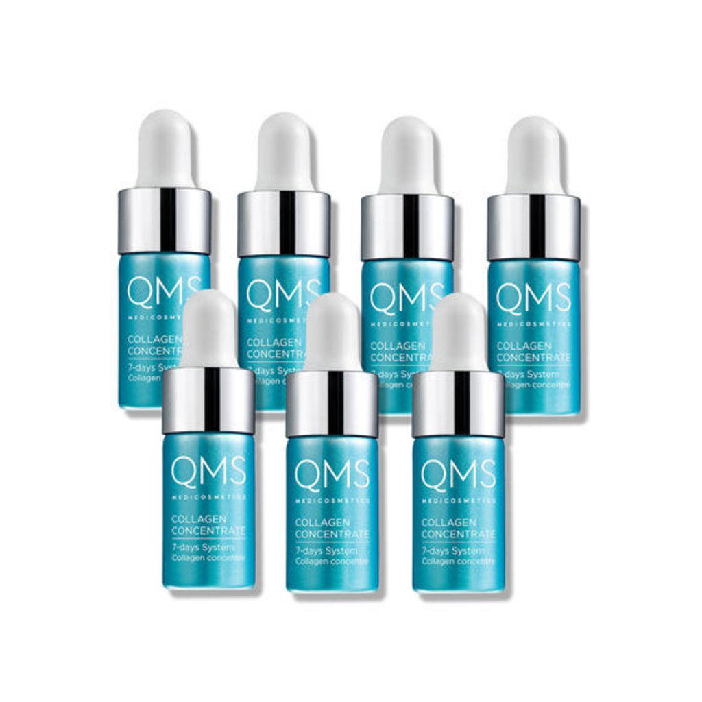 QMS  Collagen Concentrate 7 day system