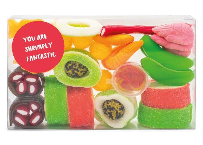 Sushi Mix: You are shrimply fantastic