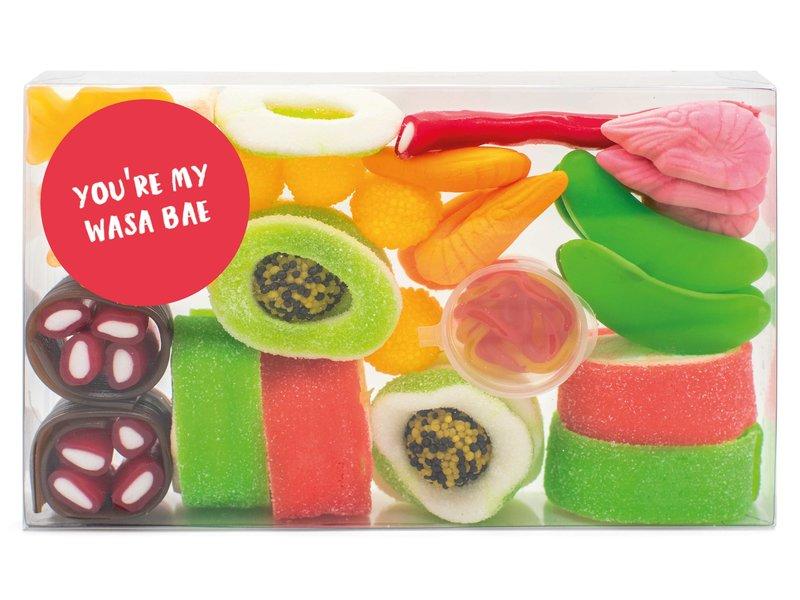 Sushi Mix: You're my wasa bae