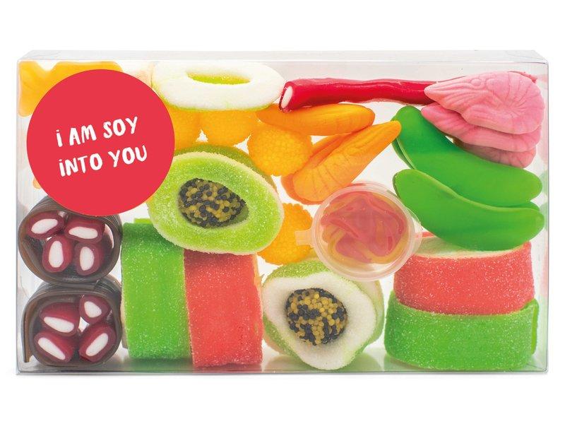 Sushi Mix: I am soy into you