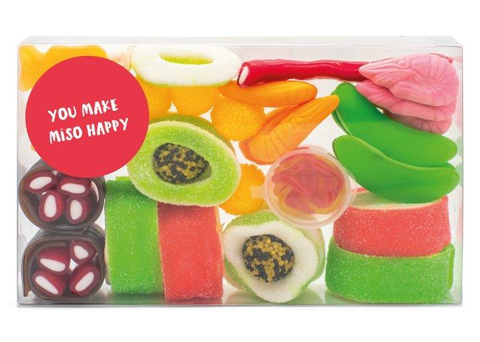 Sushi Mix: You make miso happy