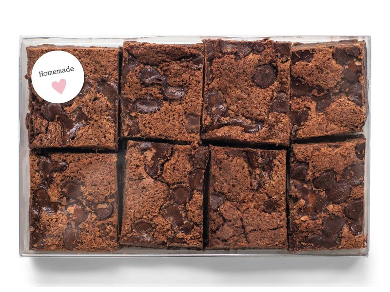 Brownies: Double Chocolate
