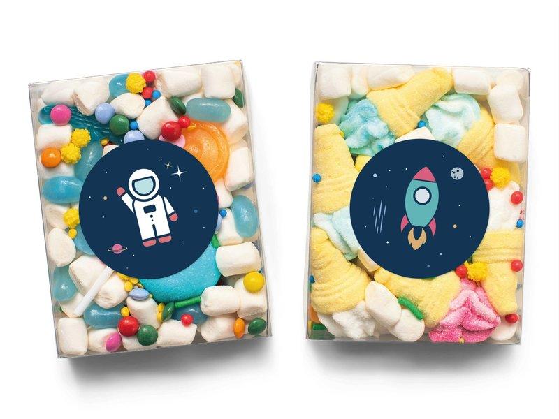 Duo setje kids: Space